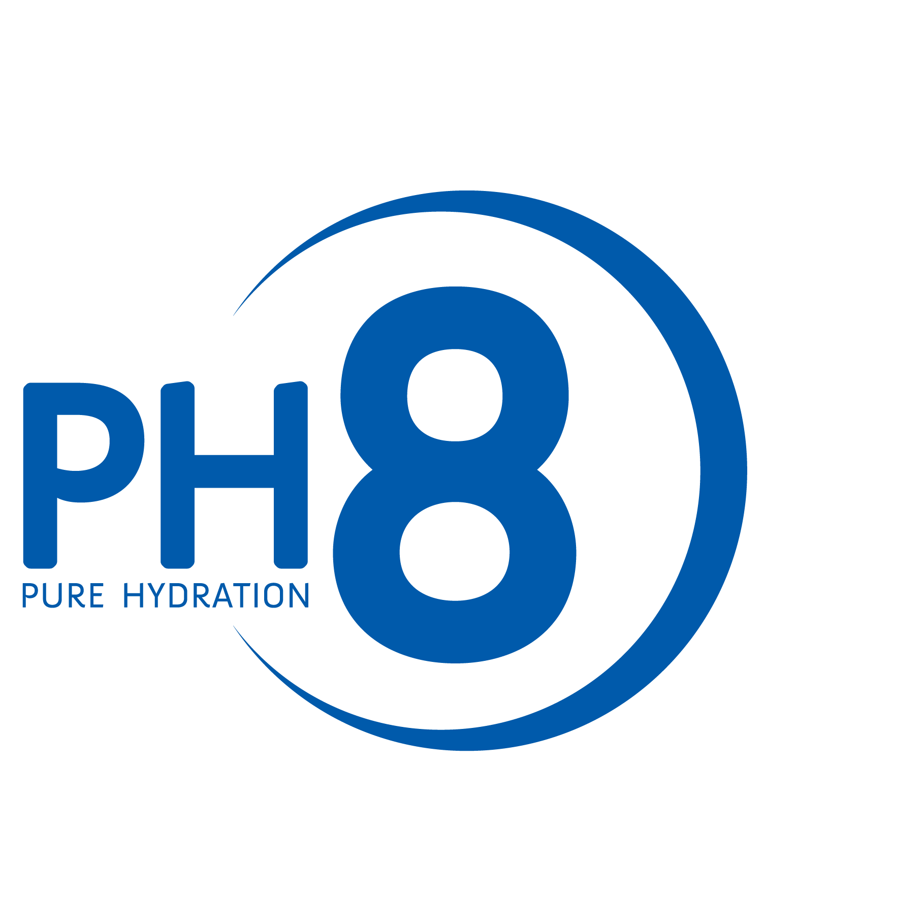 PH8 Logo with glow